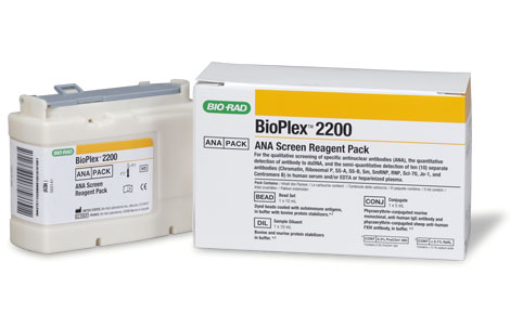 BioPlex® 2200 ANA Screen with MDSS