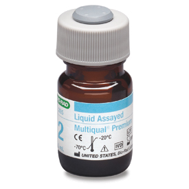Liquid Assayed Multiqual® Premium, Level 2 #285
