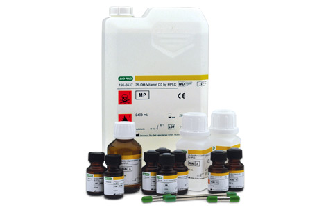 25-OH Vitamin D3/D2 by HPLC (Reversed Phase)