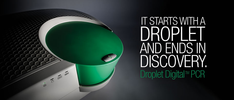 QX200 Droplet Digital PCR System