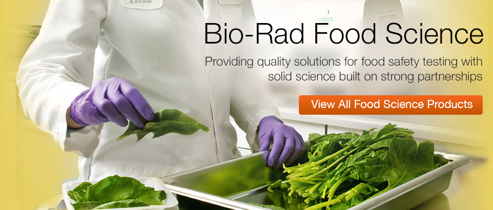 Food Science Diagnostics