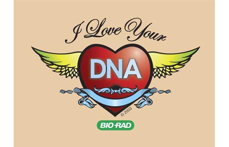 Love Your DNA Tattoos: Life Science Education: Bio-Rad
