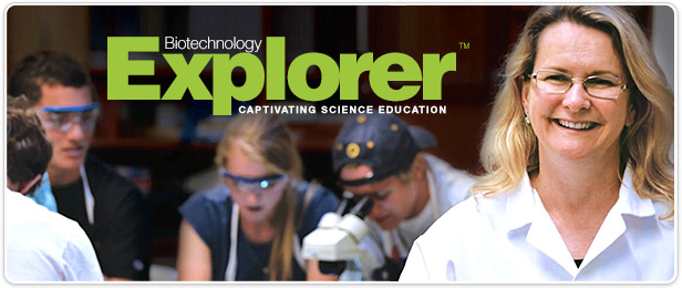 Biotechnology Explorer - Captivating Science Education.