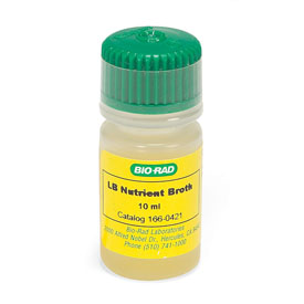 LB Nutrient Broth #166-0421EDU