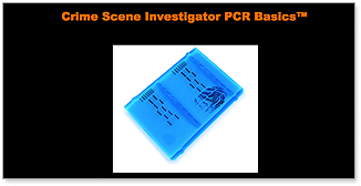 Crime Scene Investigator PCR Basics Kit