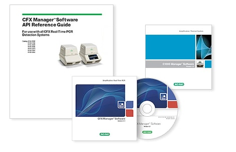 Previous Software Releases for Real-Time PCR Detection Systems