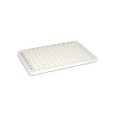 Hard-Shell Low-Profile 96-Well Semi-Skirted PCR Plates #HSL-9901 - Hard-Shell 96-Well Semi-Skirted PCR Plates, Low-Profile