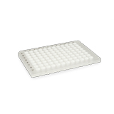 Hard-Shel Low-Profile 96-Well Semi-Skirted PCR Plates #HSL-9605 - Hard-Shell Low-Profile 96-Well Semi-Skirted PCR Plate - Hard-Shell 96-Well Semi-Skirted PCR Plates, Low-Profile