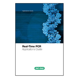 bio rad real time pcr applications guide