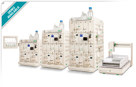 NGC 100 Medium-Pressure Chromatography Systems