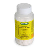 Bio-Rex™ 70 Cation Exchange Resin, biotechnology grade, 200-400 mesh, sodium form, 100 g