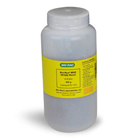 Bio-Rex™ MSZ 501(D) Mixed Bed Resin, with indicator dye, 500 g