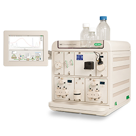 NGC Scout 10 Plus Chromatography System #788-0009 - NGC 10 ml Medium-Pressure Chromatography Systems