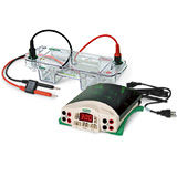 Mini ReadySub-Cell™ GT Horizontal Electrophoresis Cell and PowerPac™ Basic Power Supply