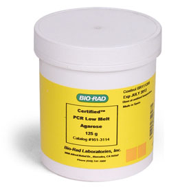 Certified™ PCR Low-Melt Agarose