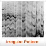 Irregular Spot Patterns