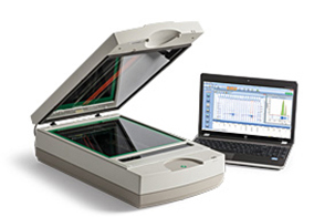 GS-800 calibrated densitometer