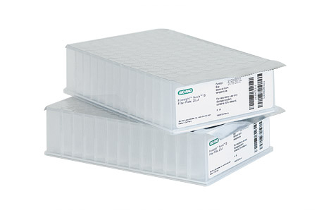 Foresight™ Prepacked Chromatography Filter Plates