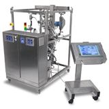 Bio-Rad Process Chromatography Skid 01 #739-3010