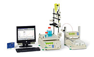 Low-Pressure Chromatography System