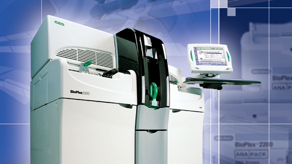 BioPlex 2200 Multiplex Testing | Clinical Diagnostics | Bio-Rad