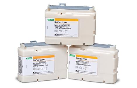 BioPlex<sup>&reg;</sup> 2200 APLS IgG