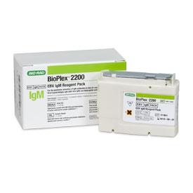 BioPlex<sup>&reg;</sup> 2200 EBV IgM Reagent Pack