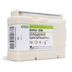 BioPlex<sup>&reg;</sup> 2200 Syphilis IgM Reagent Pack