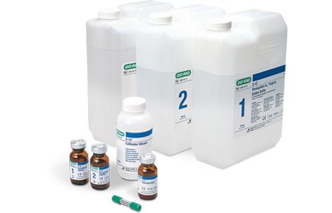 D-10 Hemoglobin A1c Reorder Pack