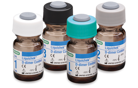 Liquicheck D-Dimer Control