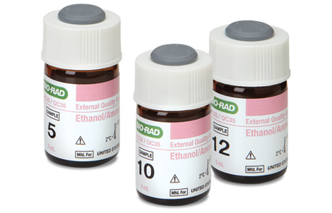 EQAS Ethanol/Ammonia Program