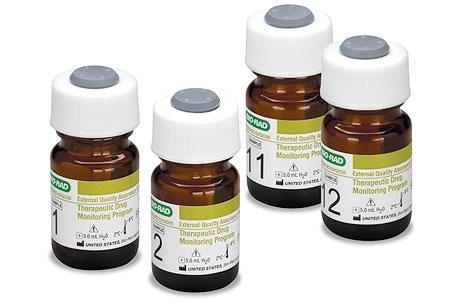 EQAS Therapeutic Drug Monitoring Program