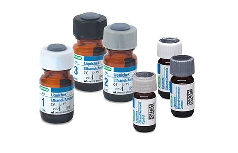 Liquichek Ethanol/Ammonia Control