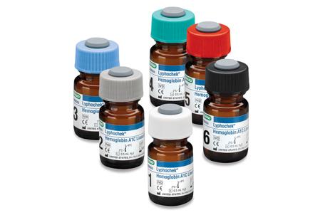 Lyphochek Hemoglobin A1C Linearity Set