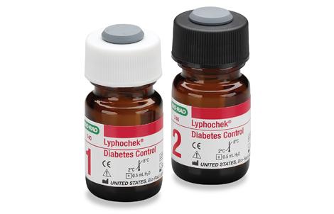 Lyphochek Diabetes Control