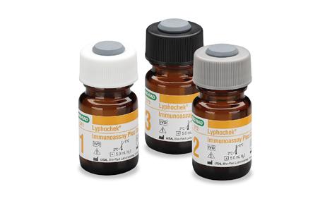 Lyphochek Immunoassay Plus Control