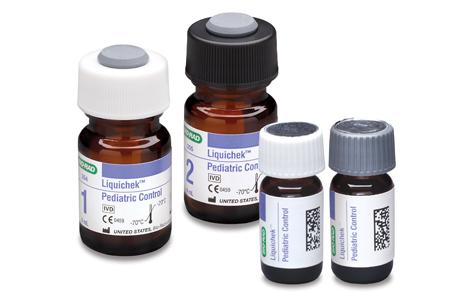 Liquichek Pediatric Control