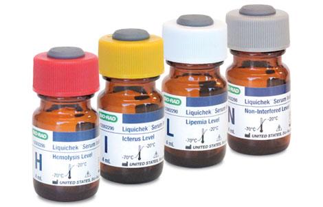 Liquichek Serum Indices