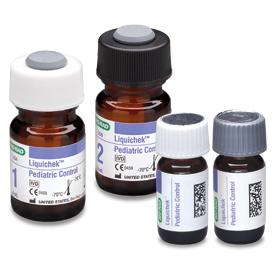 Liquichek™ Pediatric Control, Bilevel MiniPak