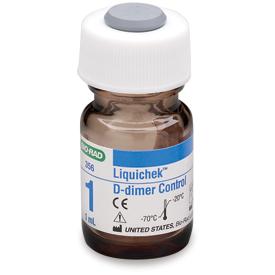 Liquichek™ D-Dimer Control, Level 1 #27101