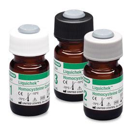 Liquichek™ Homocysteine Control, Trilevel MiniPak