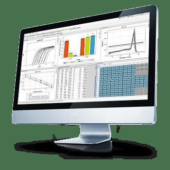 Qpcr Analysis Software Life Science Research Bio Rad
