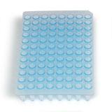Multiplate™ 96-Well PCR Plates, unskirted, blue, pkg of 25
