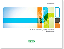 NGC Chromatography Systems Module Selection Guide, Rev A