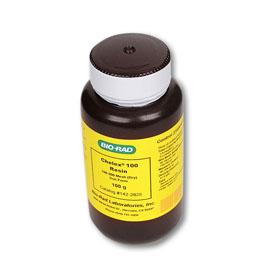 Chelex® 100 Chelating  Resin, analytical grade, 100-200 mesh, iron form, 100 g