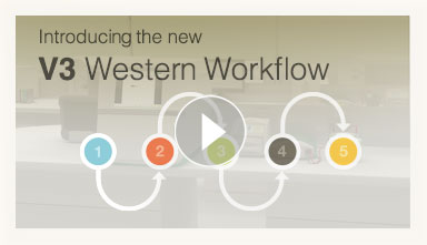 The V3 Western Workflow Video