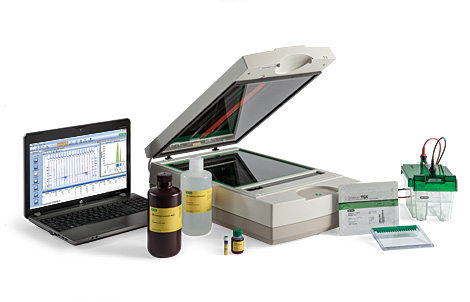 Biologics Analysis Workflow system photo