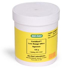 Certified™ Low Range Ultra Agarose