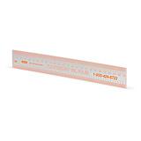 170-3759 Fluorescent Ruler