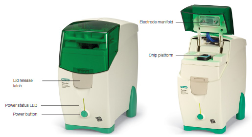 Experion Automated Electrophoresis System Lsr Bio Rad